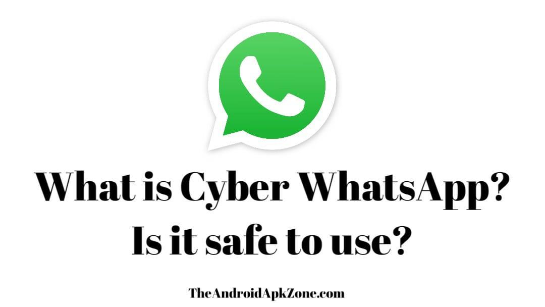 Cyber WhatsApp Apk Download