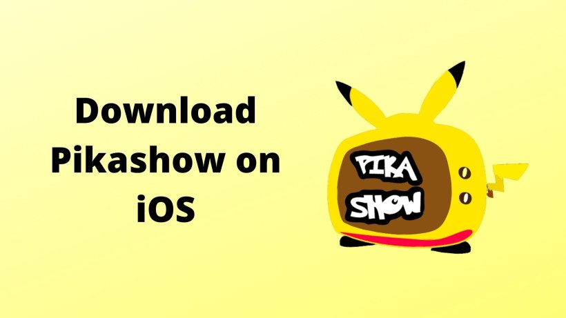 How to Install PikaShow on iOS and Android